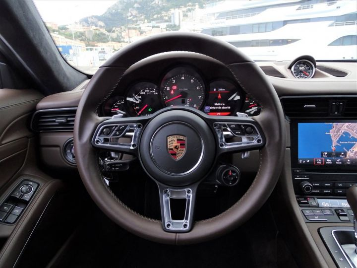 Porsche 911 TYPE 991 CARRERA 4S PDK 420 CV - MONACO Blanc Métal - 13