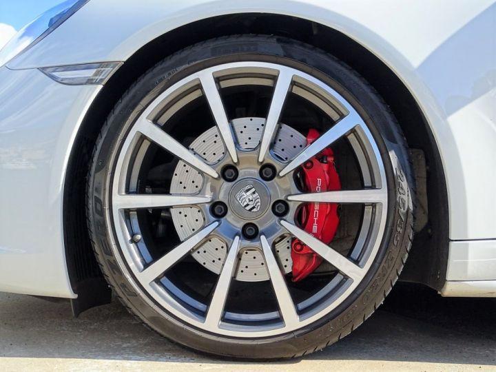 Porsche 911 TYPE 991 CARRERA 4S PDK 420 CV - MONACO Blanc Métal - 21