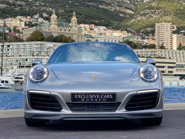Porsche 911 TYPE 991 CARRERA 4S PDK 420 CV - MONACO Argent GT Métal  - 2