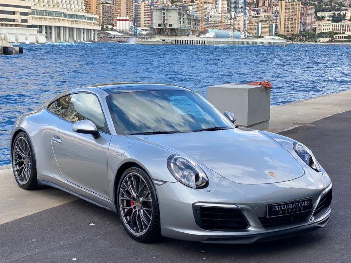 Porsche 911 TYPE 991 CARRERA 4S PDK 420 CV - MONACO Argent GT Métal  - 3