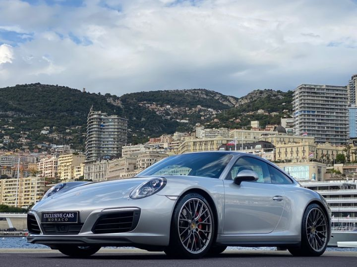Porsche 911 TYPE 991 CARRERA 4S PDK 420 CV - MONACO Argent GT Métal  - 5