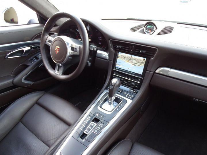 Porsche 911 TYPE 991 CARRERA 4S PDK POWERKIT EXCLUSIF PORSCHE 430 CV - MONACO Blanc - 10