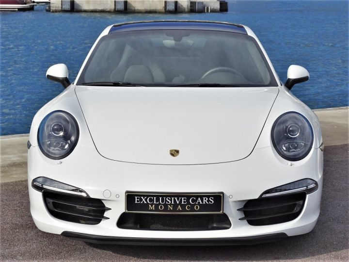Porsche 911 TYPE 991 CARRERA 4S PDK POWERKIT EXCLUSIF PORSCHE 430 CV - MONACO Blanc - 13