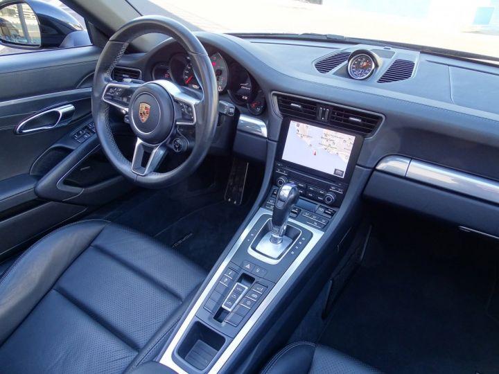 Porsche 911 TYPE 991 CARRERA CABRIOLET 4S PDK 420 CV - MONACO Noir Métal - 9