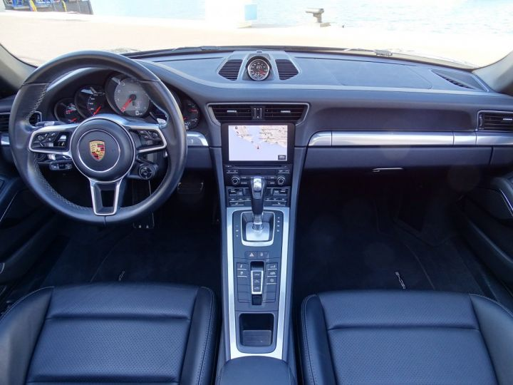 Porsche 911 TYPE 991 CARRERA CABRIOLET 4S PDK 420 CV - MONACO Noir Métal - 12