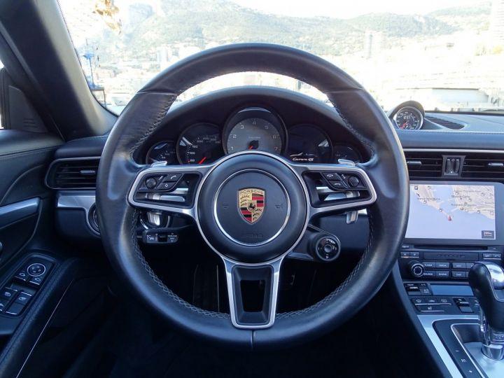 Porsche 911 TYPE 991 CARRERA CABRIOLET 4S PDK 420 CV - MONACO Noir Métal - 13