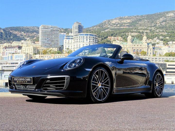 Porsche 911 TYPE 991 CARRERA CABRIOLET 4S PDK 420 CV - MONACO Noir Métal - 16