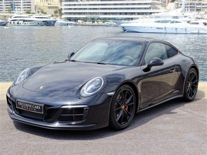 Porsche 911 TYPE 991 CARRERA GTS 450 CV PDK - MONACO Noir Métal - 1