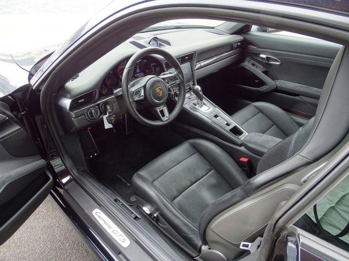 Porsche 911 TYPE 991 CARRERA GTS 450 CV PDK - MONACO Noir Métal - 7