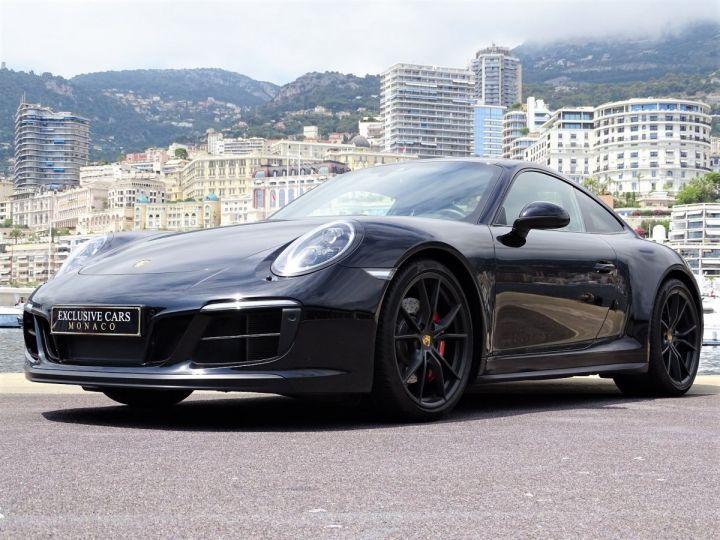 Porsche 911 TYPE 991 CARRERA GTS 450 CV PDK - MONACO Noir Métal - 16