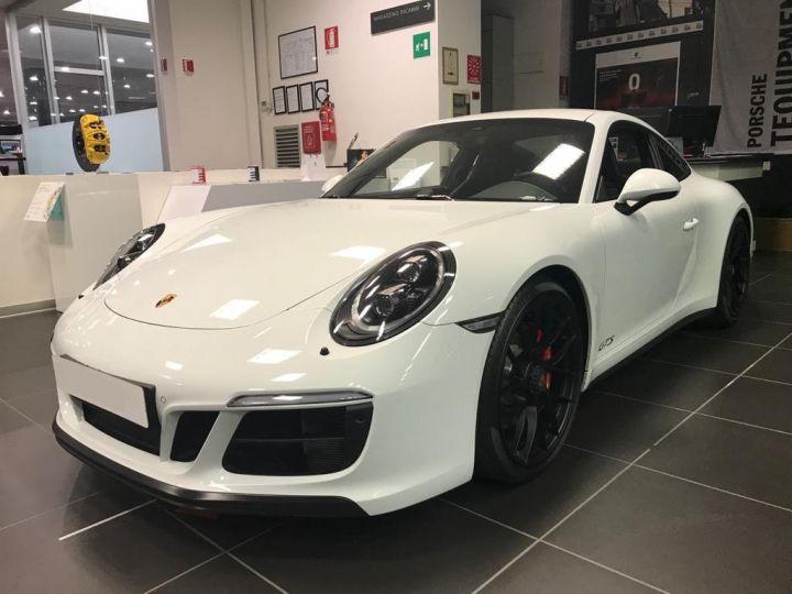 Porsche 911 TYPE 991 CARRERA GTS PDK 450 CV - MONACO Blanc - 1