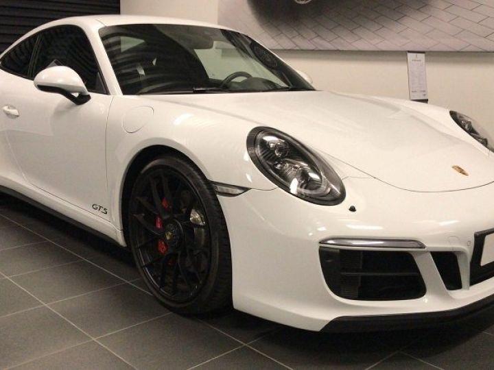 Porsche 911 TYPE 991 CARRERA GTS PDK 450 CV - MONACO Blanc - 2