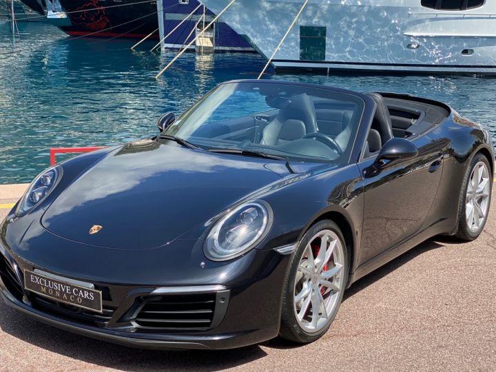 Porsche 911 TYPE 991 CARRERA S CABRIOLET 420 CV PDK - MONACO Noir   - 1