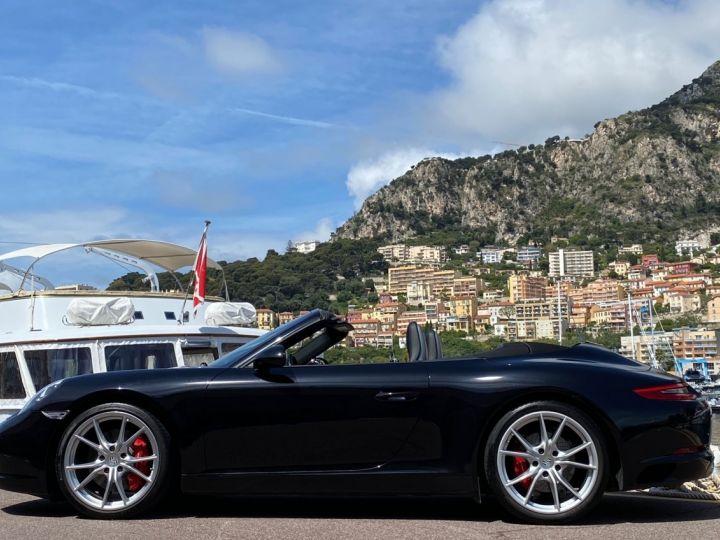 Porsche 911 TYPE 991 CARRERA S CABRIOLET 420 CV PDK - MONACO Noir   - 5