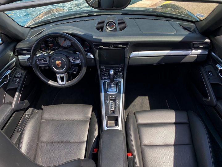 Porsche 911 TYPE 991 CARRERA S CABRIOLET 420 CV PDK - MONACO Noir   - 7