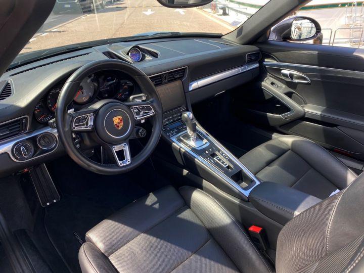 Porsche 911 TYPE 991 CARRERA S CABRIOLET 420 CV PDK - MONACO Noir   - 8