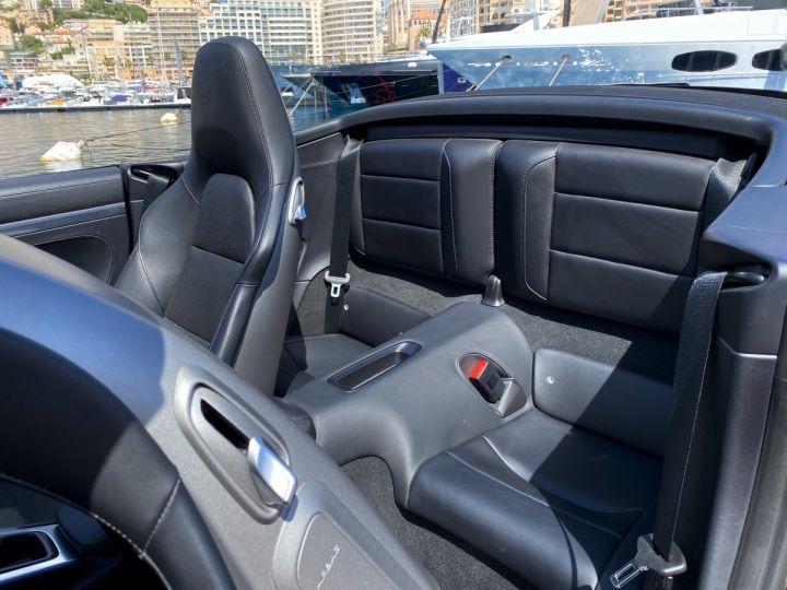 Porsche 911 TYPE 991 CARRERA S CABRIOLET 420 CV PDK - MONACO Noir   - 9