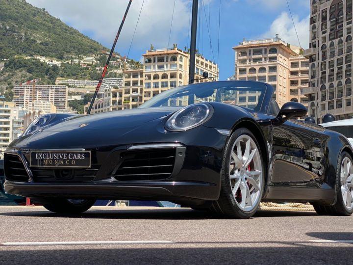 Porsche 911 TYPE 991 CARRERA S CABRIOLET 420 CV PDK - MONACO Noir   - 11