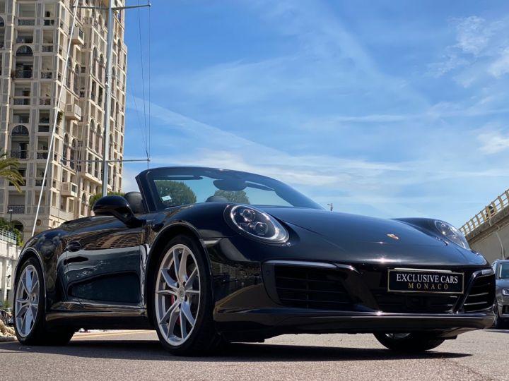 Porsche 911 TYPE 991 CARRERA S CABRIOLET 420 CV PDK - MONACO Noir   - 12