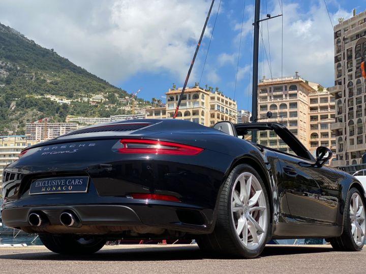 Porsche 911 TYPE 991 CARRERA S CABRIOLET 420 CV PDK - MONACO Noir   - 14
