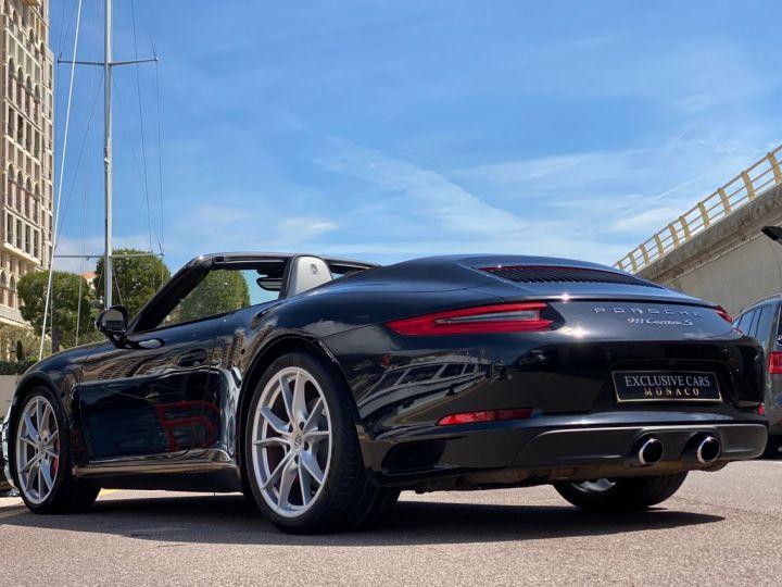 Porsche 911 TYPE 991 CARRERA S CABRIOLET 420 CV PDK - MONACO Noir   - 15