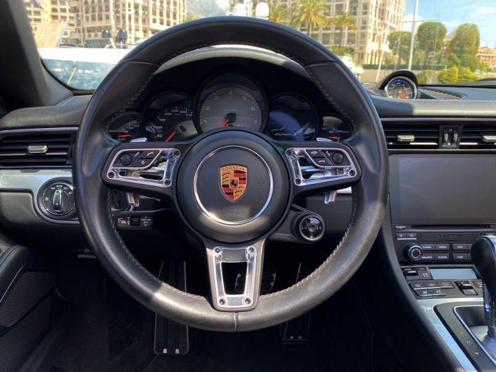 Porsche 911 TYPE 991 CARRERA S CABRIOLET 420 CV PDK - MONACO Noir   - 19