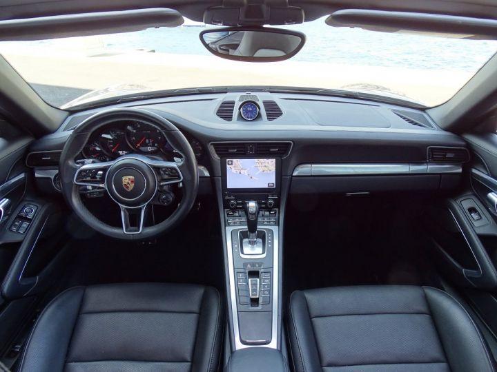 Porsche 911 TYPE 991 CARRERA S CABRIOLET PDK 420 CV - MONACO Noir Métal - 7