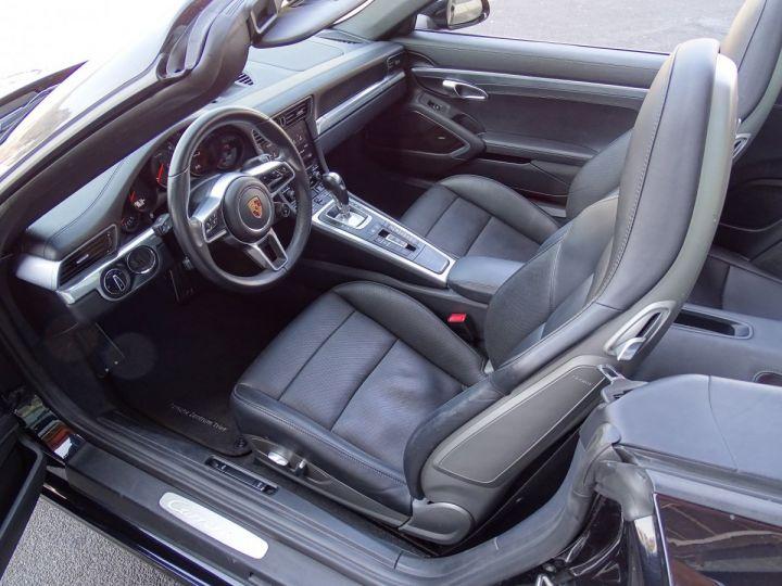 Porsche 911 TYPE 991 CARRERA S CABRIOLET PDK 420 CV - MONACO Noir Métal - 6