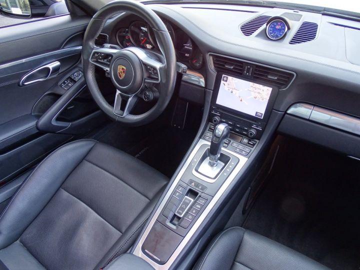 Porsche 911 TYPE 991 CARRERA S CABRIOLET PDK 420 CV - MONACO Noir Métal - 10