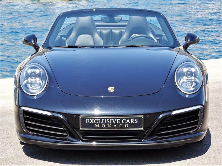 Porsche 911 TYPE 991 CARRERA S CABRIOLET PDK 420 CV - MONACO Noir Métal - 12