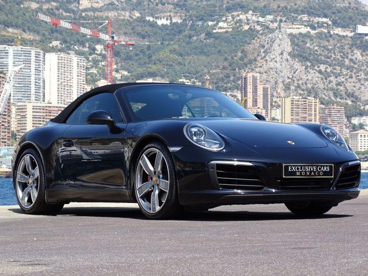 Porsche 911 TYPE 991 CARRERA S CABRIOLET PDK 420 CV - MONACO Noir Métal - 17