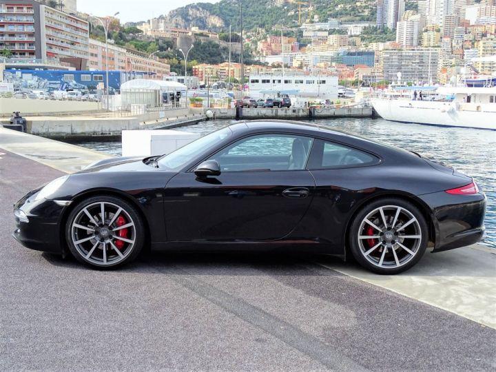 Porsche 911 TYPE 991 CARRERA S PDK 400 CV - MONACO Noir métal - 3