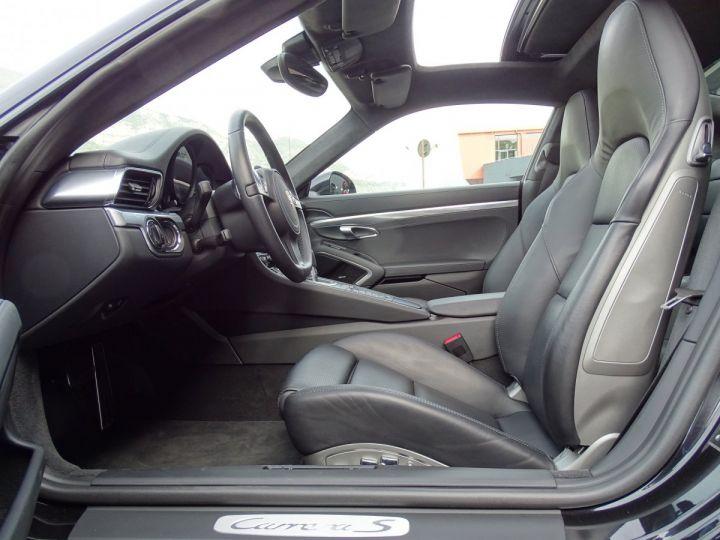 Porsche 911 TYPE 991 CARRERA S PDK 400 CV - MONACO Noir métal - 8