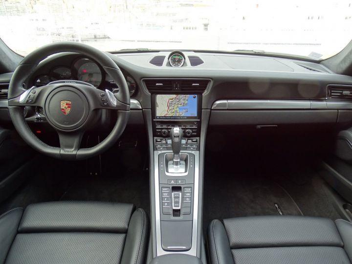 Porsche 911 TYPE 991 CARRERA S PDK 400 CV - MONACO Noir métal - 9