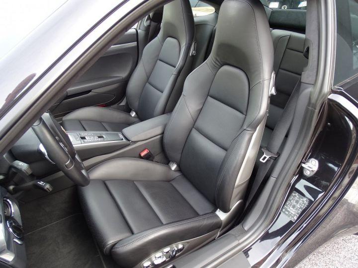 Porsche 911 TYPE 991 CARRERA S PDK 400 CV - MONACO Noir métal - 11