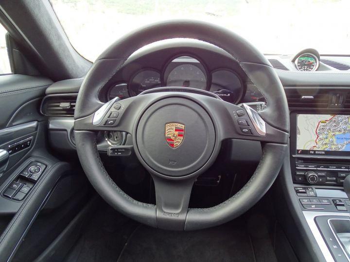 Porsche 911 TYPE 991 CARRERA S PDK 400 CV - MONACO Noir métal - 13