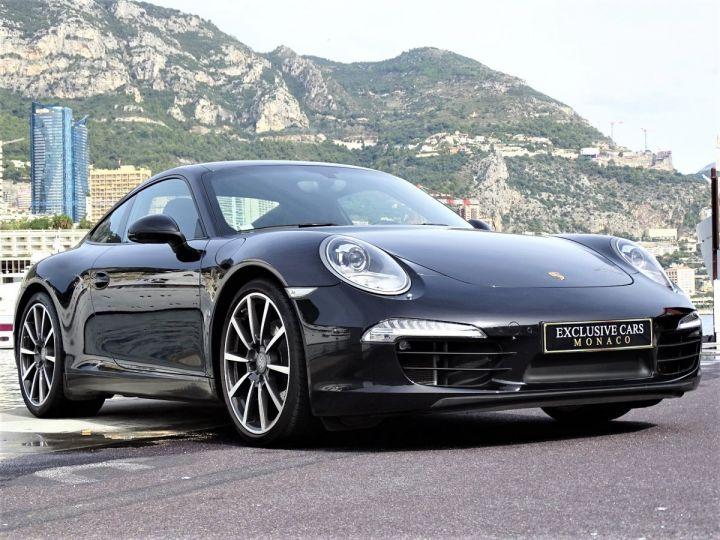 Porsche 911 TYPE 991 CARRERA S PDK 400 CV - MONACO Noir métal - 15