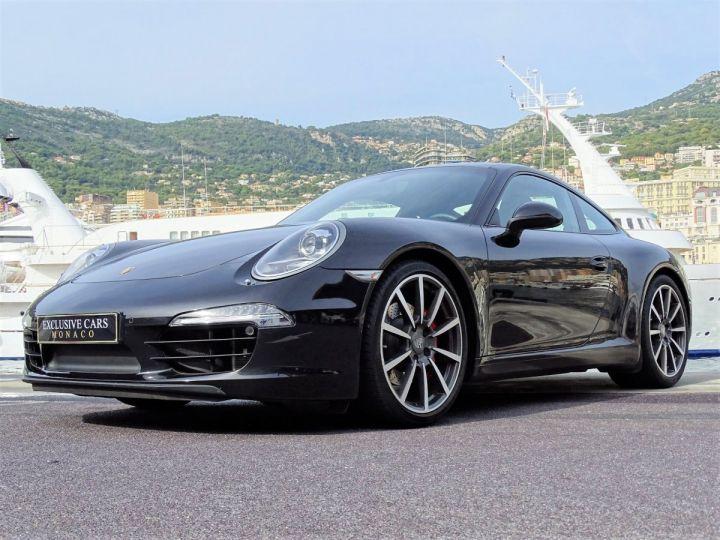 Porsche 911 TYPE 991 CARRERA S PDK 400 CV - MONACO Noir métal - 17