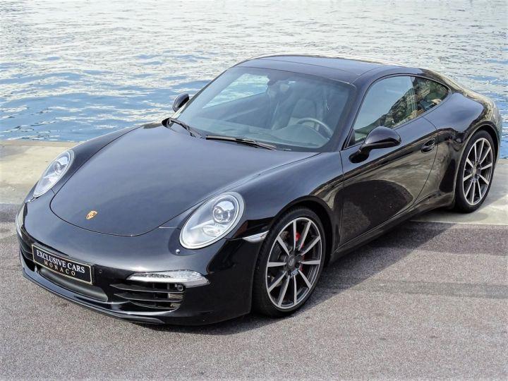 Porsche 911 TYPE 991 CARRERA S PDK 400 CV - MONACO Noir métal - 19
