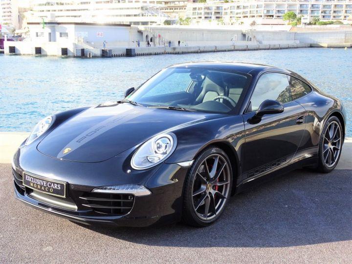 Porsche 911 TYPE 991 CARRERA S PDK 400 CV - MONACO Noir métal - 1
