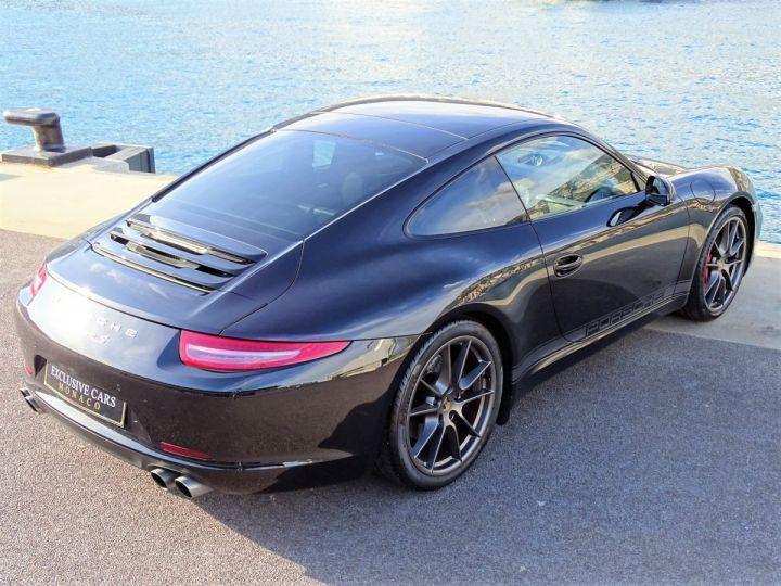 Porsche 911 TYPE 991 CARRERA S PDK 400 CV - MONACO Noir métal - 5