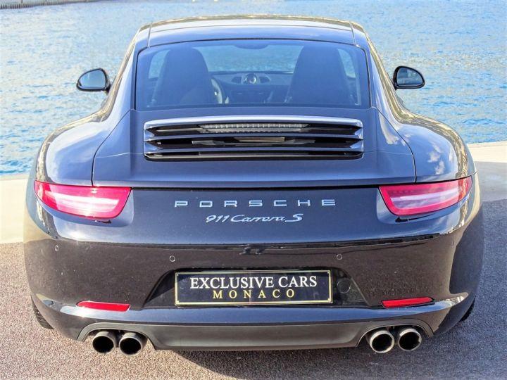 Porsche 911 TYPE 991 CARRERA S PDK 400 CV - MONACO Noir métal - 6