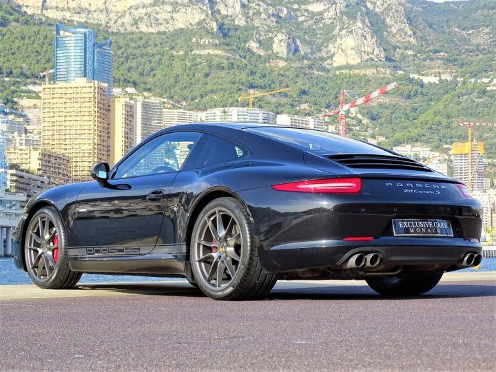 Porsche 911 TYPE 991 CARRERA S PDK 400 CV - MONACO Noir métal - 7