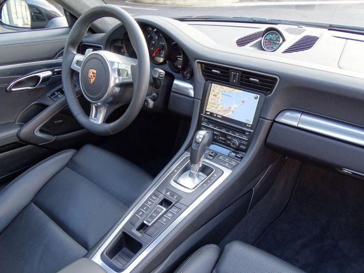 Porsche 911 TYPE 991 CARRERA S PDK 400 CV - MONACO Noir métal - 10