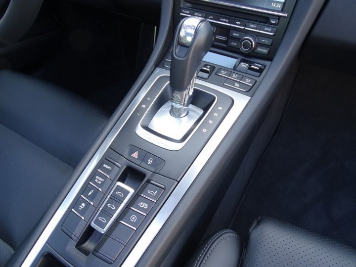 Porsche 911 TYPE 991 CARRERA S PDK 400 CV - MONACO Noir métal - 14