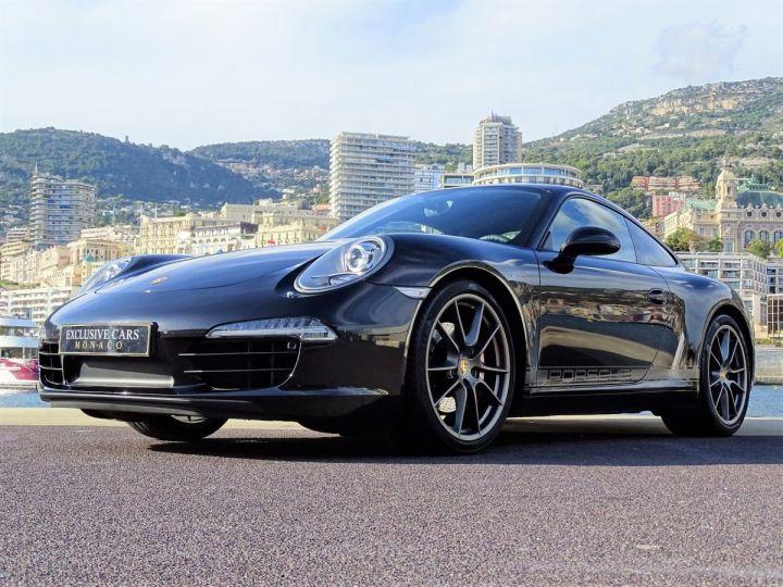 Porsche 911 TYPE 991 CARRERA S PDK 400 CV - MONACO Noir métal - 16