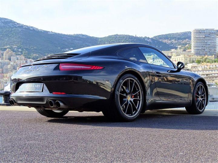 Porsche 911 TYPE 991 CARRERA S PDK 400 CV - MONACO Noir métal - 18