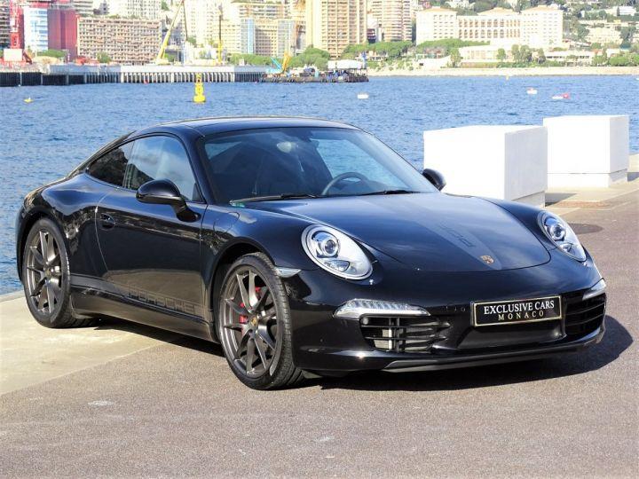 Porsche 911 TYPE 991 CARRERA S PDK 400 CV - MONACO Noir métal - 20