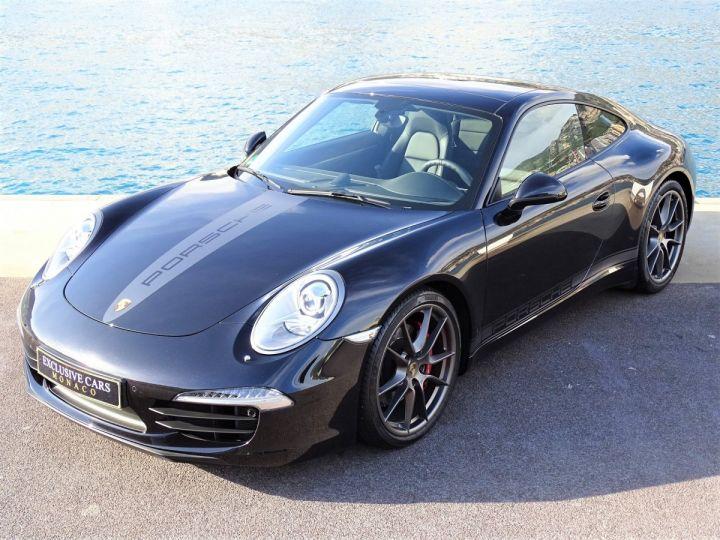 Porsche 911 TYPE 991 CARRERA S PDK 400 CV - MONACO Noir métal - 21