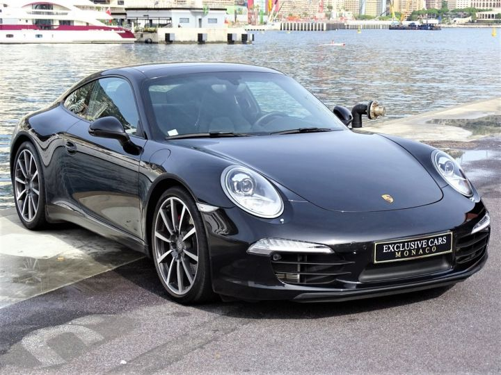 Porsche 911 TYPE 991 CARRERA S PDK 400 CV - MONACO Noir Métal - 2